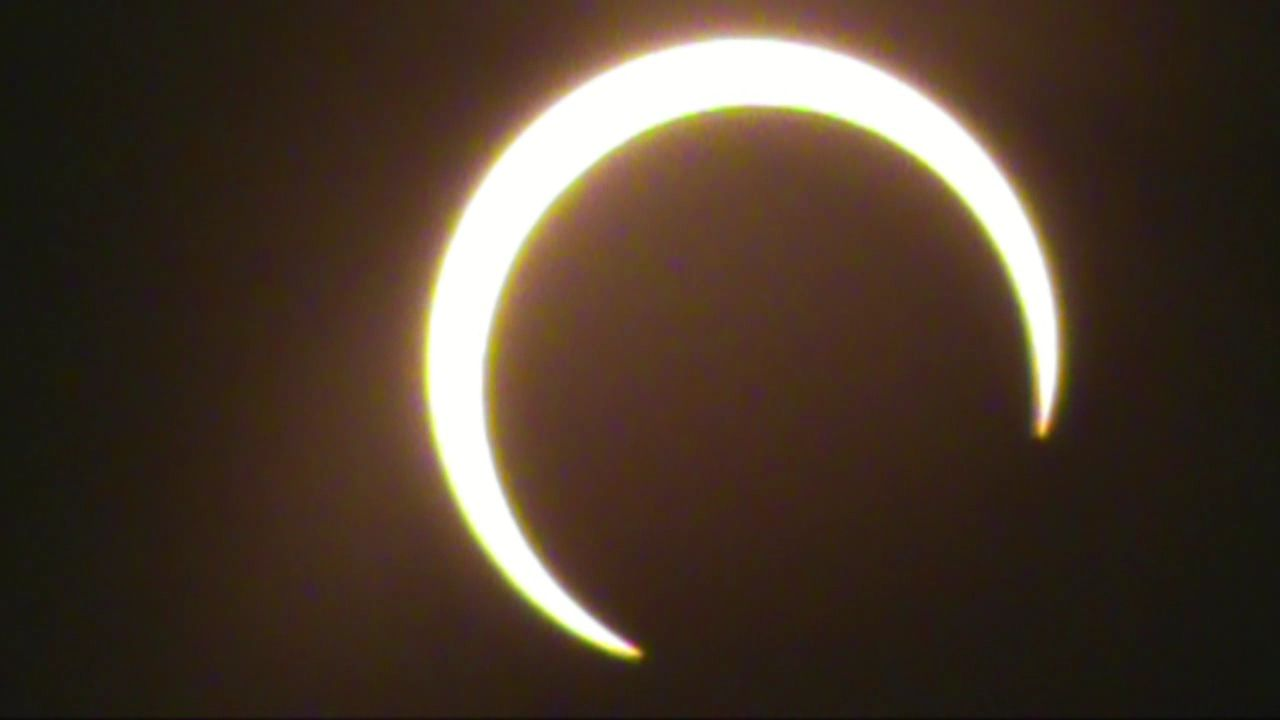 May 20, 2012 Annular Solar Eclipse Video by Mark Paulson